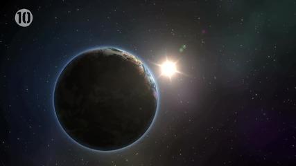 10 Епични факта за планетата Земя