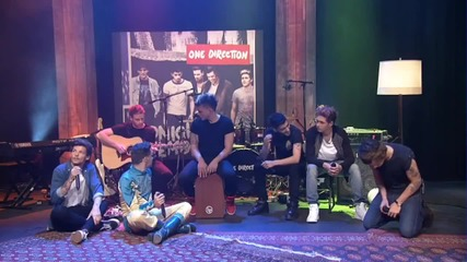 One Direction - Little Things (1d day)