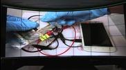 Студенти създадоха нова батерия, която се зарежда на мига