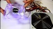 Свързване на вентилатор директно към захранването на Рс