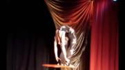 Contortion Gymnastics красиви и секси момичета вариете шоу кабаре цирк танци гимнастика акробатик