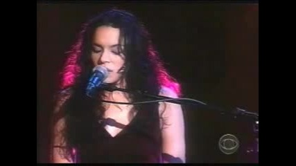 Norah Jones - Come Away With Me - Live On