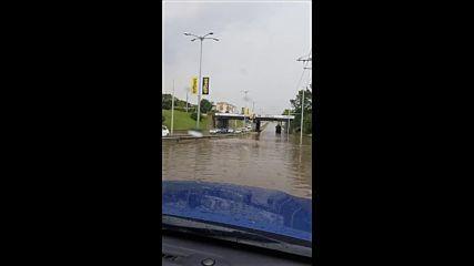 Наводнение в Русе
