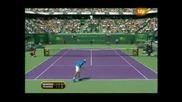 Atp 1000 Miami : Федерер - Джокович | част 4/4