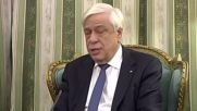 Greece: Pavlopoulos discusses Nazi-era war-crime reparations with Merkel