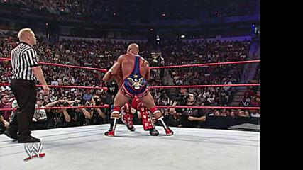 Shawn Michaels vs. Kurt Angle: WWE Vengeance 2005 (Full Match)
