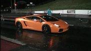 Ревът на Lamborghini Gallardo
