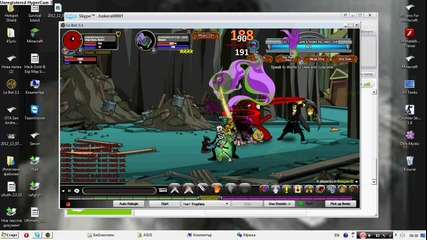 Aqw battle Ep.2