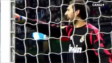 Diego Lopez Best Saves 2013