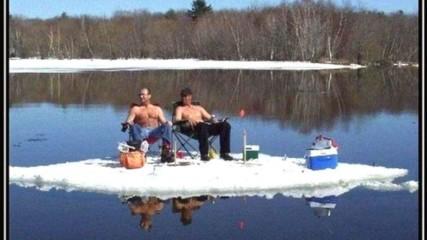 Особености на руския риболов-част1-невероятни случки