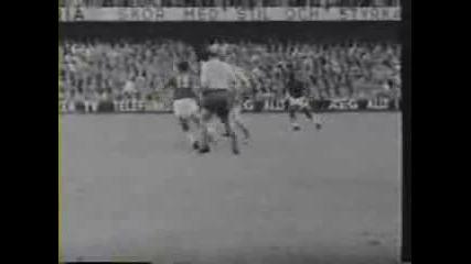 1958 Швеция - Бразилия 2:5 финал