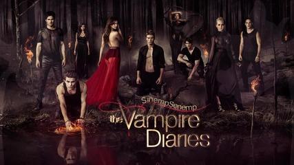 Sara Bareilles - Satellite Call , The Vampire Diaries Soundtrack 5x03