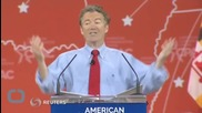 Rand Paul Begins Senate Floor Filibuster Addressing NSA Surveillance