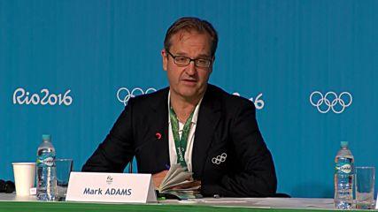Brazil: 'We accept Ryan Lochte's apology' – IOC spokesperson
