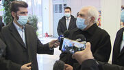 Russia: Iranian FM Zarif arrives in Moscow for talks with Lavrov *PARTNER CONTENT*