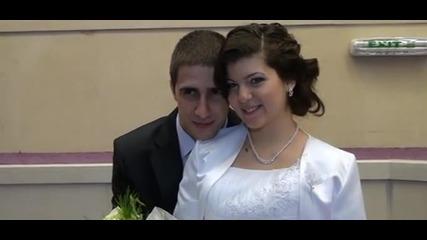 Сватба - Далия и Владимир Ценкови