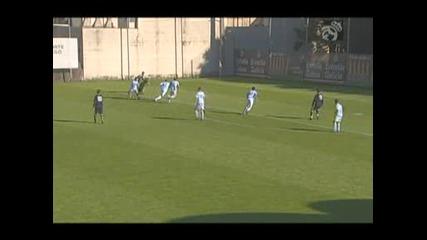 Celta Vigo B 0 - 2 Real Madrid Castilla