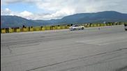 01.06.2014 Vw Scirocco Heed Auto vs. Audi 90 Sliven Drag Team [final 2]