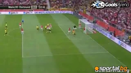 Борусия Дортмунд - Майнц 1:0 - Sportal.bg
