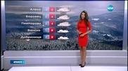 Прогноза за времето (01.03.2015 - обедна)