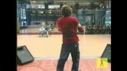 David Bisbal - Репетира Y Si Fuerra Ella