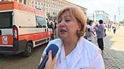 Медицинските сестри излизат на протест