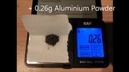 Как да си направим Термит (thermite reaction) - 01