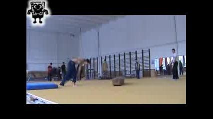 Fj & Elg - Gym Training 06.01.2008