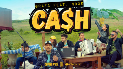GRAFA feat. NDOE - CA$H (Official Video)