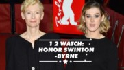 Tilda Swinton's daughter Honor is a film festival star