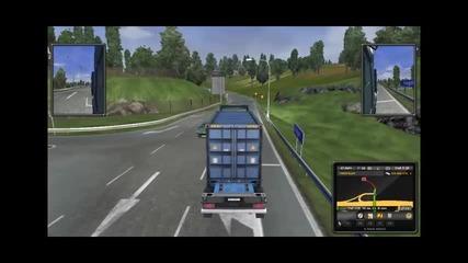 Euro Truck Simolator 2 - Та*ак да става xd (виж описание)