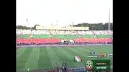 Националният Химн На България Изпълнен На Стадион Васил Левски
