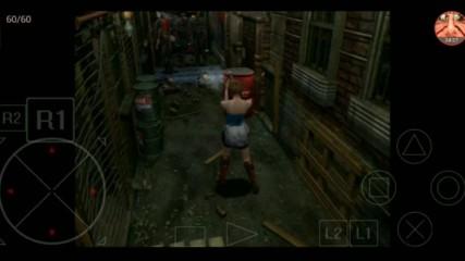 Resident Evil 3 (2019г.) - Емулирана за андроид с кодове