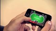 Рафа Надал в реклама на Pokerstars