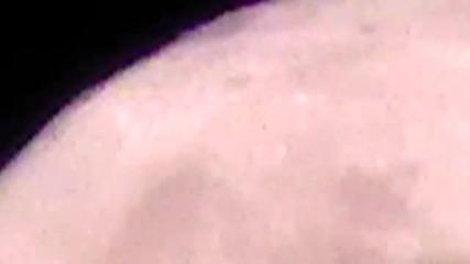 Луната от близо 19.03.2011