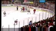 Пингвините vs Червенокрилите - Хокей