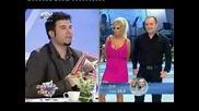 """[ Видео ] Танца на Андреа и Кости в """" Dancing Stars """" ( Румъния ) - за първи път в сайта !"""