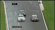 2010 Btcc - Race 3 at Brands Hatch - Part 2 of 5 (safety Car - Restart)
