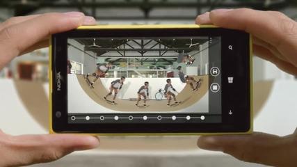Запознайте се с 41- Mp Nokia Lumia 1020 с Смарт камера