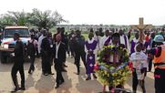 Democratic Republic of Congo: Hundreds attend Papa Wemba's funeral