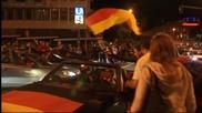 Една луда нощ във Франкфурт