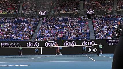 Elina Svitolina vs Garbie Muguruza - Extended Highlights R3 Australian Open 2020