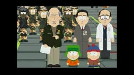 South Park: Imaginationland The Movie / Нецензориран