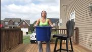 Dance Fitness With Jessica - Als Ice Bucket Challenge