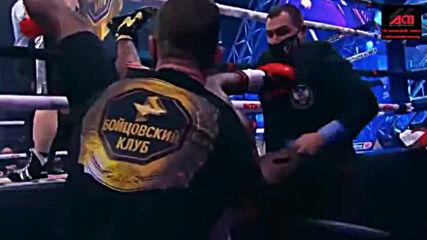 Вячеслав Дацик нокаутира Тайсън Дижон и го изхвърли от ринга