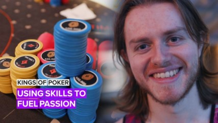 Charlie Carrel: Pro player turned social entrepreneur