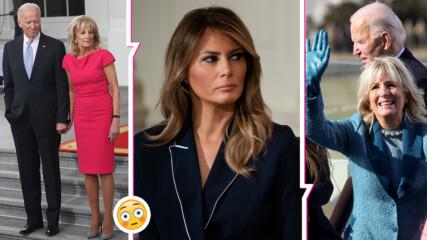 Живот след Белия дом: Мелания бясна на новата Първа дама
