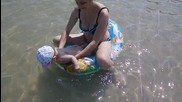 Бебешко плуване
