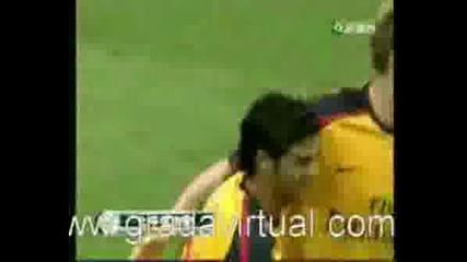 Arsenal - Sevilla 1:0 Vela