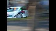 Rally с Пежо 206